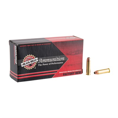 32 H & R Magnum 85gr Jacketed Hollow Point Ammo by Black Hills Ammunition