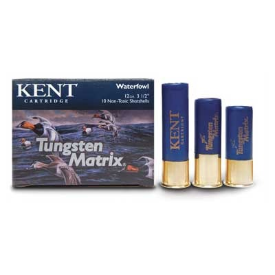 Kent Tungsten Matrix Waterfowl Ammunition by Kent Cartridge