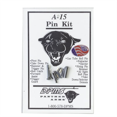 AR-15 Pin Kit by DPMS