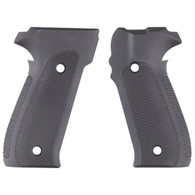 Sig P226 Extreme Aluminum Grips by Hogue