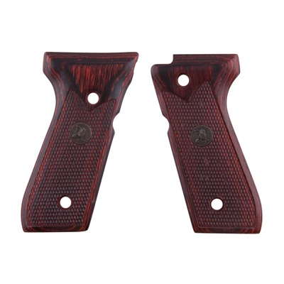 Renegade Wood Laminate Grips Beretta 92 by Pachmayr