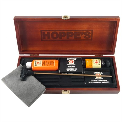 Click here to buy Hoppe & 39;s Deluxe Gun Cleaning Kit by Hoppes.