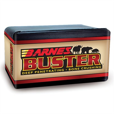Click here to buy Barnes Buster Bullets by Barnes Bullets.