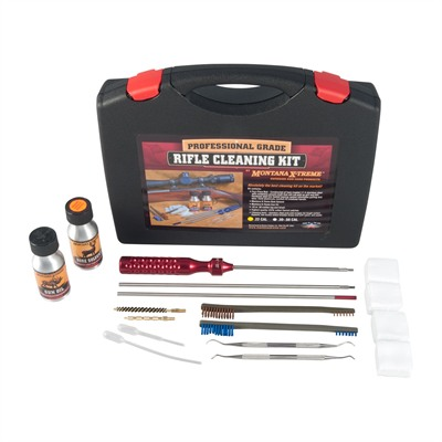 Montana X-Treme Professional Grade Cleaning Kits by Western Powders, Inc.