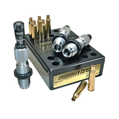 Click here to buy Premium Deluxe Die Sets by Redding.