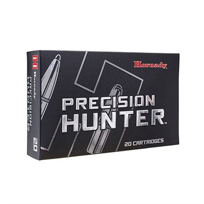 Click here to buy Precision Hunter Ammo 300 Remington Ultra Magnum 220gr Eld-X by Hornady.