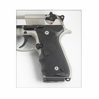 Click here to buy Black Rubber Laser Grip 92 by Beretta Usa.