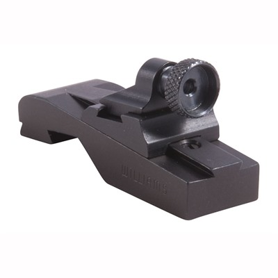 Ruger Mini-14 Wgrs Receiver Rear Sight by Williams Gun Sight
