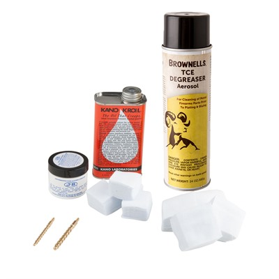 Shooting USA Jb Bore Cleaning Kit by Brownells