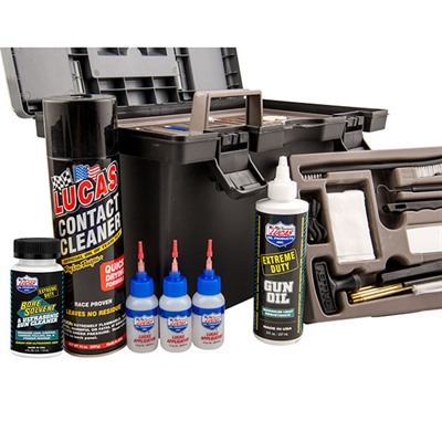 Extreme Duty Cleaning Kit by Brownells