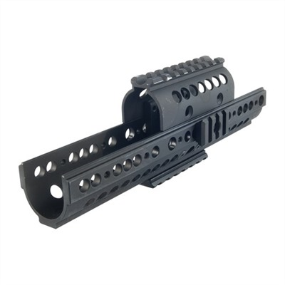 Click here to buy AK-47/74 Universal Extended Smooth Handguard by Midwest Industries, Inc..