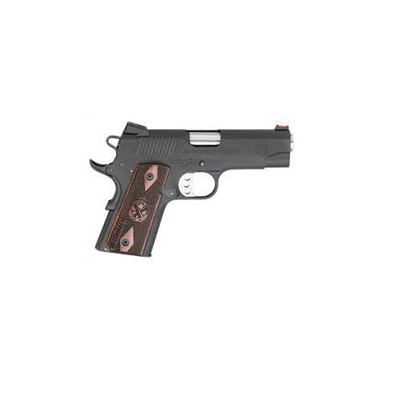 Range Officer 4in 9mm Black 8+1rd by Springfield Armory