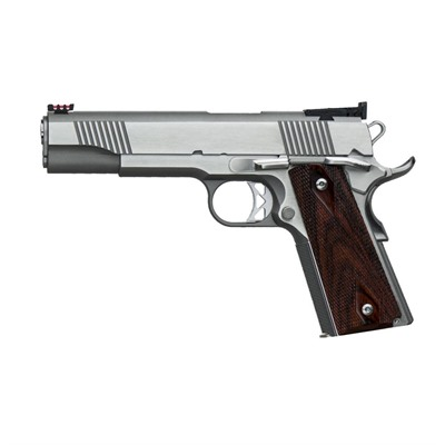 Click here to buy Dan Wesson Pointman 38 5in 38 Super Stainless 9+1rd by Dan Wesson.