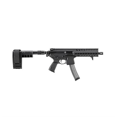Click here to buy Mpx Pistol 8in 9mm Black Polymer 30+1rd by Sig Sauer.