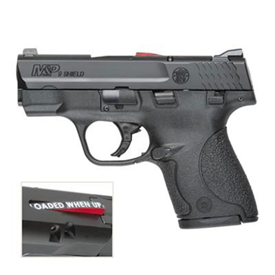 M & P9 Shield Handgun 9mm 3.1in 8+1 187021 by Smith & Wesson