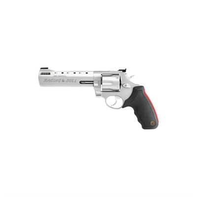 454ss6m Raging Bull 6.5in 454 Casull Matte Stainless 5rd by Taurus