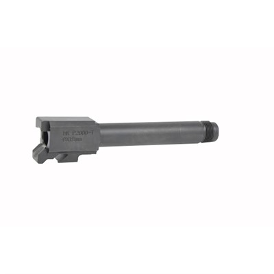 P2000 Threaded Barrel 9mm by Rim Country Manufacturing Inc