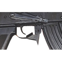 AK-47 Extended Magazine Release by Power Custom