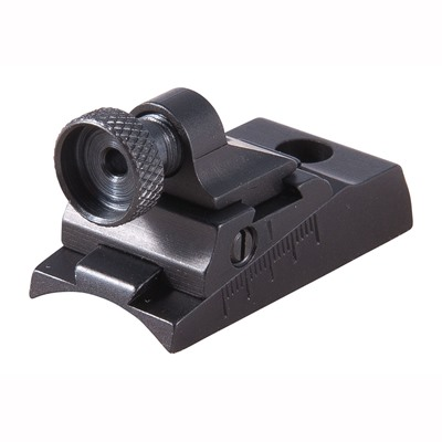 Tc Black Diamond Wgrs Receiver Rear Sight by Williams Gun Sight