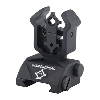 AR-15 Diamond Rear Sight by Diamondhead Usa, Inc.