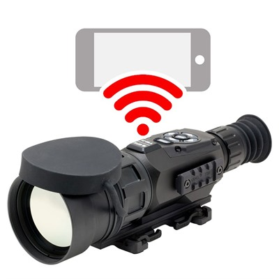 Thor HD 640 5-50x Thermal Rifle Scope by Atn