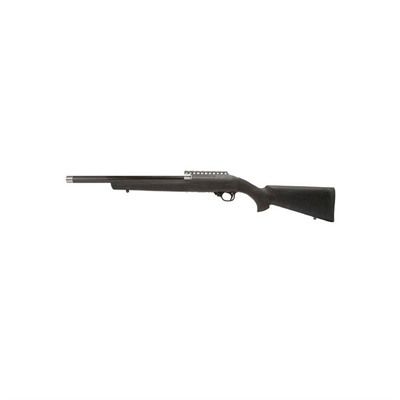 Click here to buy Magnum Lite 17in 22 Lr Blue Hogue Overmolded 10+1rd by Magnum Research.