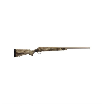 X-Bolt Hells Canyon Speed 26in 26 Nosler Burnt Bronze 3+1rd by Browning