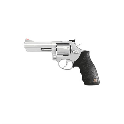 Click here to buy 66 4in 357 Magnum | 38 Special Stainless 7rd by Taurus.