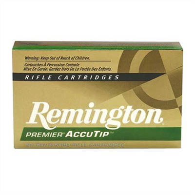 Premier Accutip Ammo 223 Remington 55gr Bt by Remington