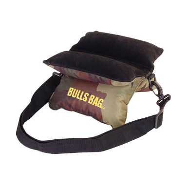Field Camo Poly Bag w/Carry Strap 10 & Quot; by Bulls Bag