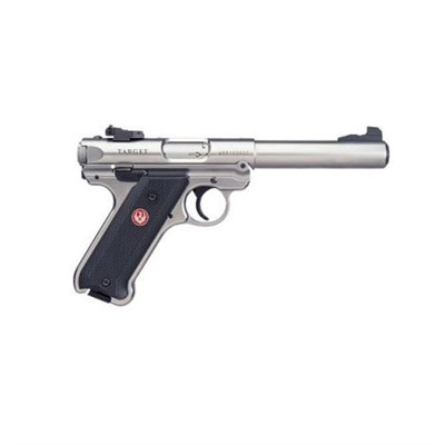 Mkiv Target 22lr 5.5 & Quot; Ss by Ruger