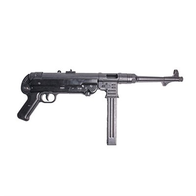 Click here to buy Mp40 9mm 10.8 & Quot; 25+1 Semi-Auto by American Tactical.