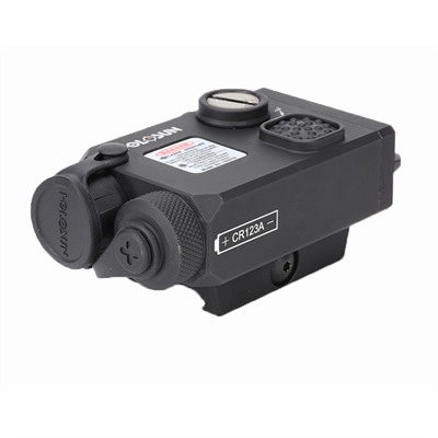 Ls221 Visible and Infrared Laser Sight by Holosun