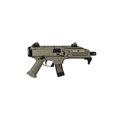 Scorpion Evo 3 S1 Pistol 7.75in 9mm Fde 10+1rd by Cz Usa