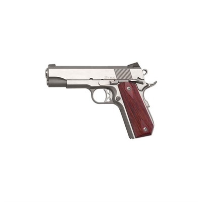 Dan Wesson Cmdr Clsc Bobtail 4.25in 45 Acp Stainless 7+1rd by Dan Wesson