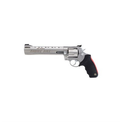 454ss8m Raging Bull 8in 454 Casull Matte Stainless 5rd by Taurus