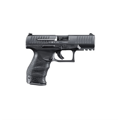 Ppqm2 4in 9mm Black 15+1rd by Walther Arms Inc