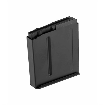 Tikka T3 5 Round Magazine Steel Black 3.560 by Modular Driven Technologies