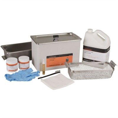 Click here to buy Hcs-200 Ultrasonic Handgun Cleaning System by L&r Mfg.