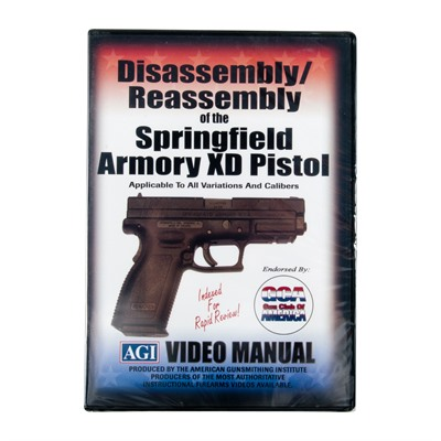 Springfield Armory Xd-Assembly and Disassembly by Agi