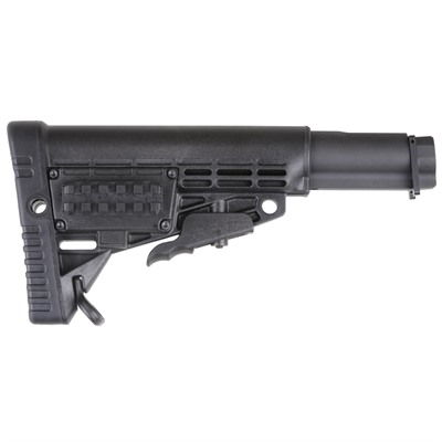 Click here to buy AK-47 6-Pos Stock for MilLED Receiver Collapsible by Command Arms Acc.