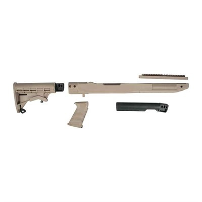 Ruger 10/22 Fusion T6 Stock Adjustable by Tapco Weapons Accessories