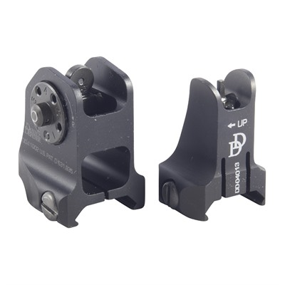 AR-15 Lightweight Sight Set by Daniel Defense
