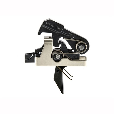Click here to buy Sig Sauer Mcx Super Dynamic Flat Trigger by Geissele Automatics LLC.