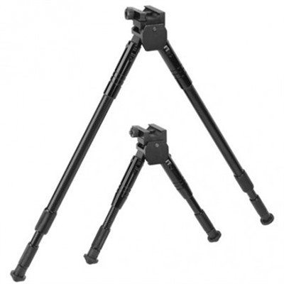AR-15 Prone Bipod Black by Caldwell Shooting Supplies