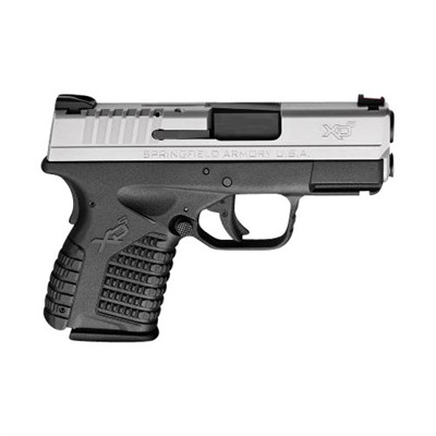Xd-S Essentials Package 3.3in 45 Acp Melonite 5+1rd by Springfield Armory