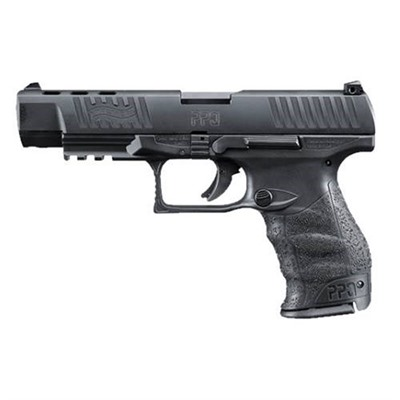 Ppq Handgun 9mm 5in 15+1 Wal2796091 by Walther Arms Inc