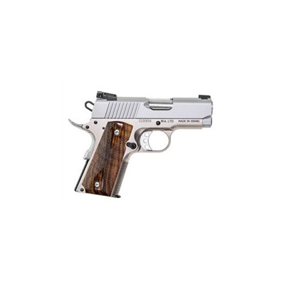 Desert Eagle 1911 3in 45 Acp Stainless 6+1rd by Magnum Research
