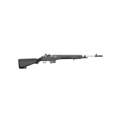 M1a Loaded 22in 308 Win Ss Black Synthetic Aperture Sights 10+1rd by Springfield Armory