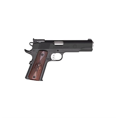 Range Officer 5in 9mm Carbon Steel 9+1rd by Springfield Armory